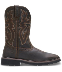 Wolverine Wellington Rancher Square-Toe W10704