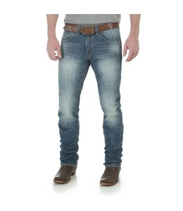 Wrangler Jeans Rock 47® by Wrangler® Slim Fit Straight Leg MRS47JZ