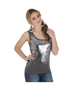 Wrangler Sequin Tank Top Rock 47® By Wrangler® LJK483H