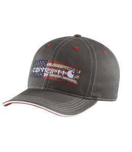 Carhartt Graphic Cap Distressed Flag 102494