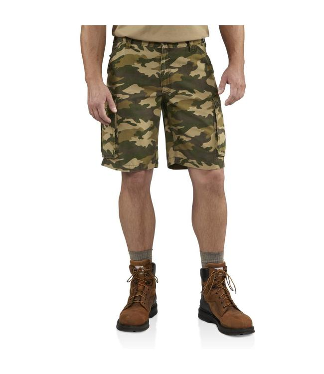 Carhartt Camo Shorts Rugged Cargo 100279