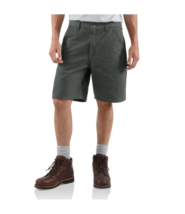 Carhartt B25 Washed-Duck Work Short