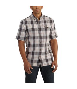 Carhartt Short Sleeve Shirt Fort Plaid 102533