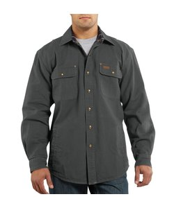 Carhartt Shirt Jac Weathered Canvas 100590
