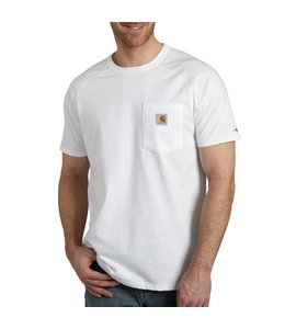 Carhartt Short Sleeve T-Shirt Force® Cotton Delmont 100410