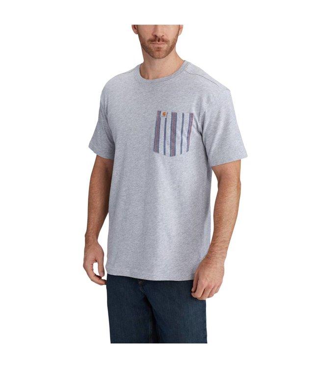 Carhartt Pocket Short Sleeve T-Shirt Maddock Novelty 102416