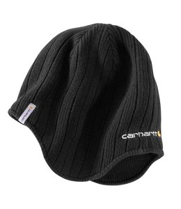 Carhartt Hat with Earflap Firesteel 100779