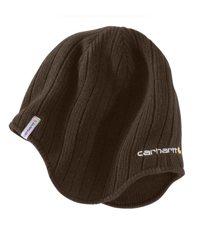 Carhartt Hat with Earflap Firesteel 100779