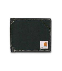 Carhartt Wallet Passcase Canvas with Collectible Tin 61-2216
