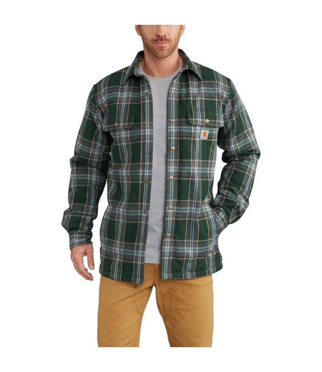 Carhartt Shirt Jac Sherpa-Lined Hubbard 102333