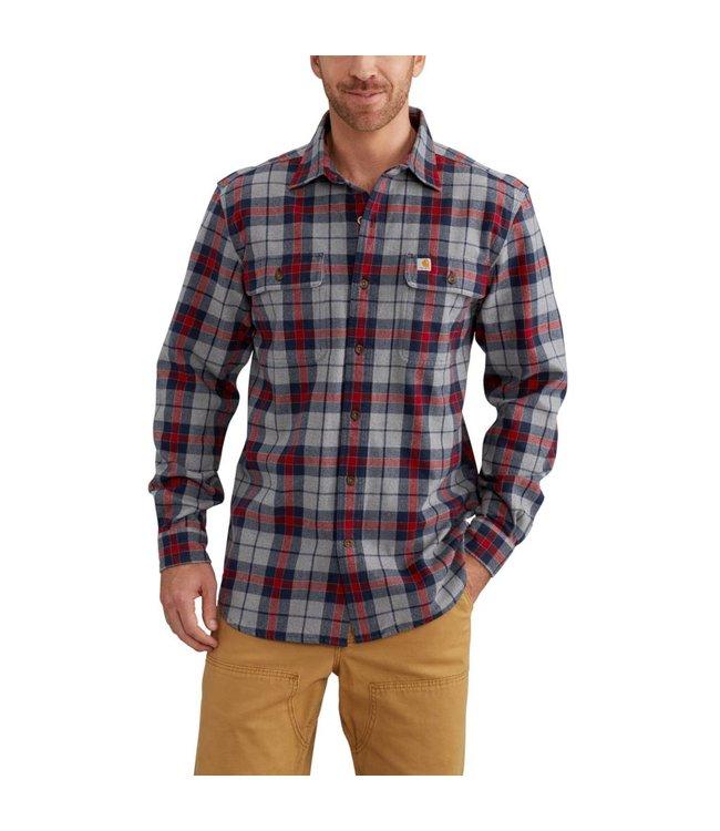 Carhartt Shirt Plaid Hubbard 102815