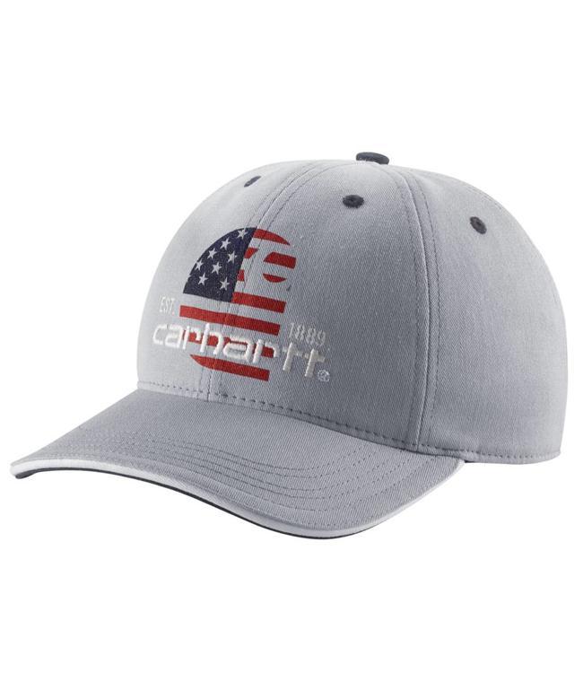 Carhartt Ball Cap Filled Flag 102752