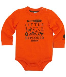 Carhartt Bodyshirt Little Explorer CA8738