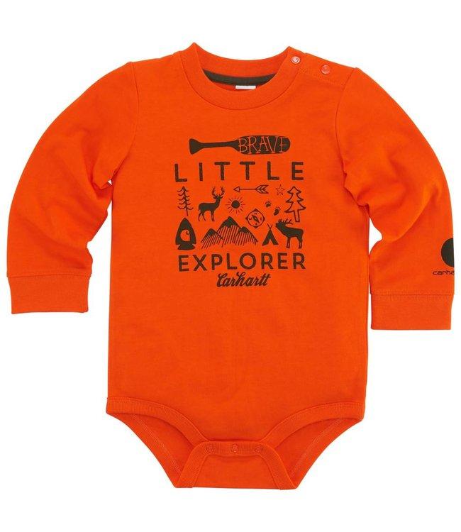 Carhartt Bodyshirt Little Explorer CA8738