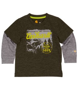 Carhartt Tee Force In the Woods CA8759