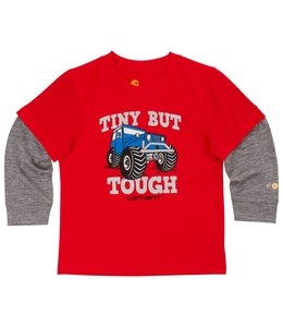Carhartt Tee Force Tiny But Tough CA8758