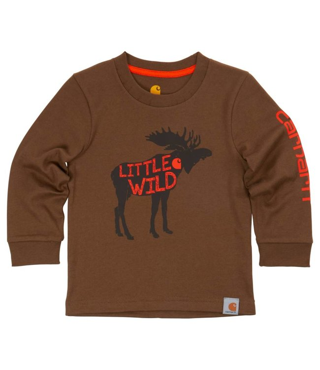 Carhartt Tee Little Wild CA8752