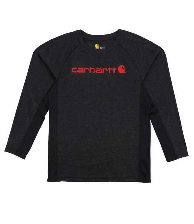 Carhartt Tee Long Sleeve Force Logo CA8726