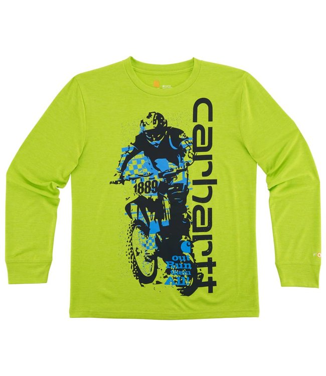 Carhartt Tee Force Motocross CA8722