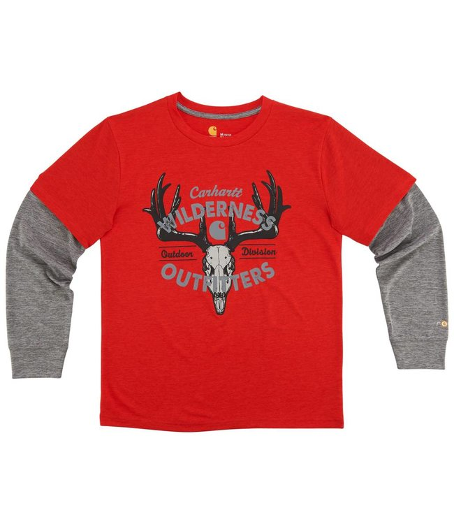 Carhartt Tee Force Wilderness Outfitters CA8723