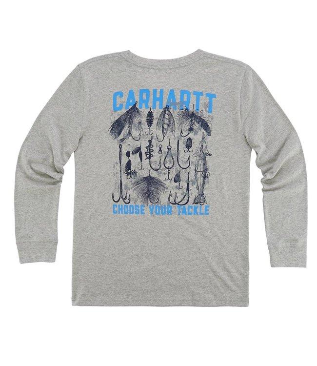 Carhartt Tee Choose Your Tackle CA8710