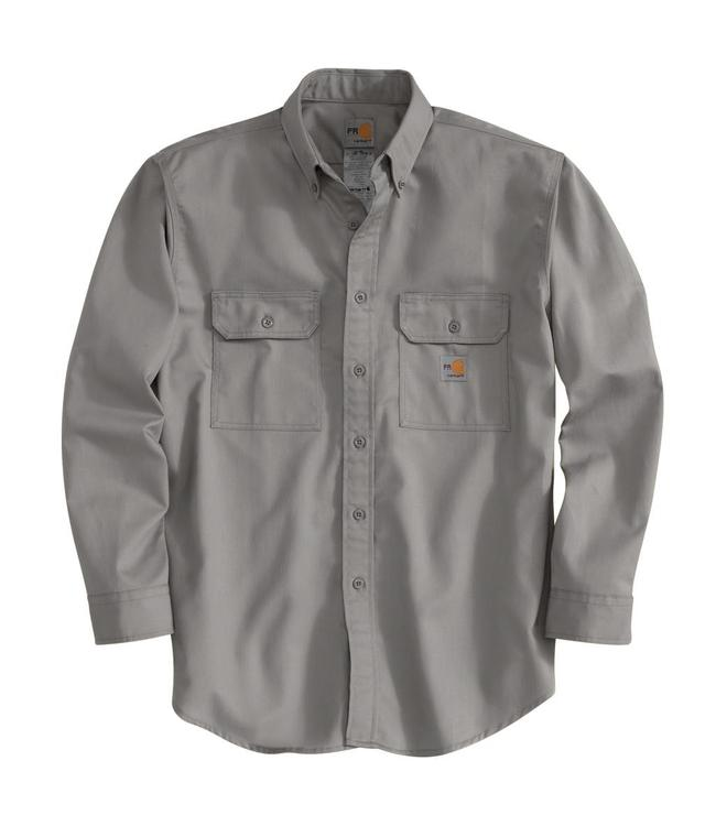 Carhartt Shirt Classic Twill Flame Resistant FRS160