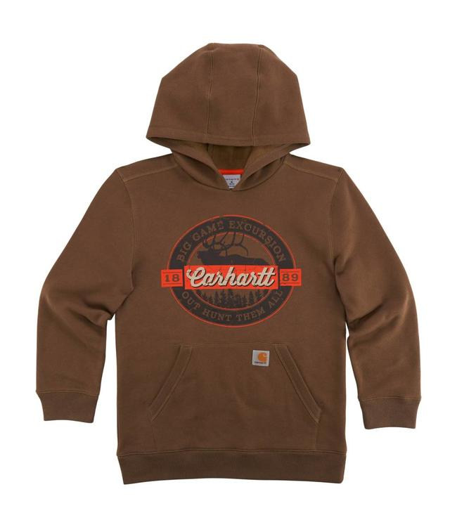 Carhartt Sweatshirt Big Game Excursion CA8730