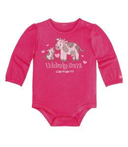 Carhartt Bodysuit Udderly Cute CA9525