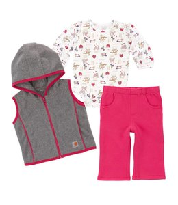 Carhartt 3 Piece Pant Set Barnyard Friends CG9672