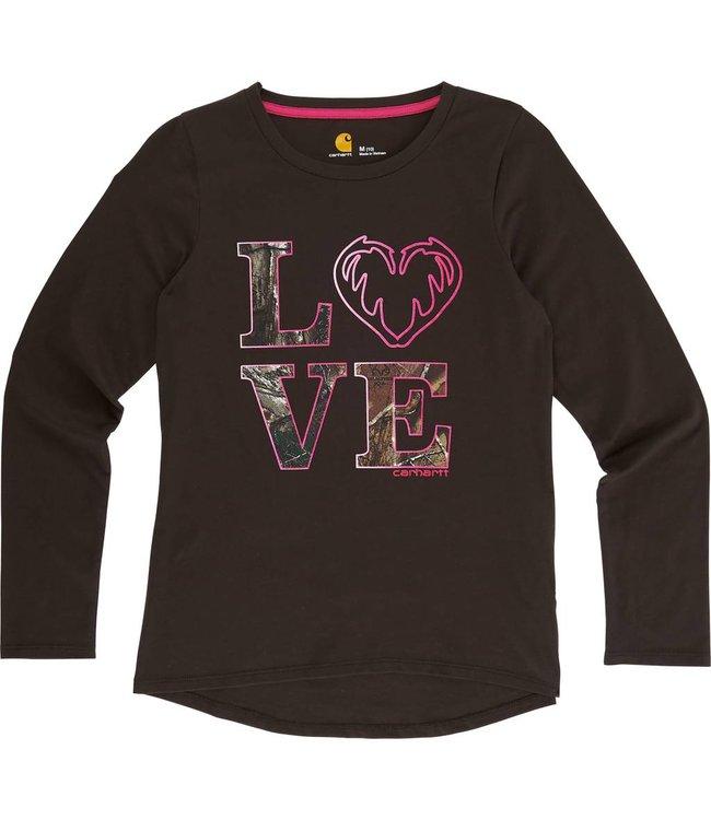 Carhartt Tee Camo Love CA9508