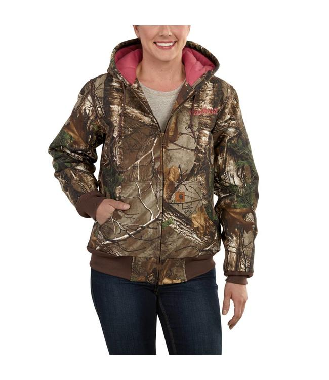 Carhartt Jacket Camo Active 101216