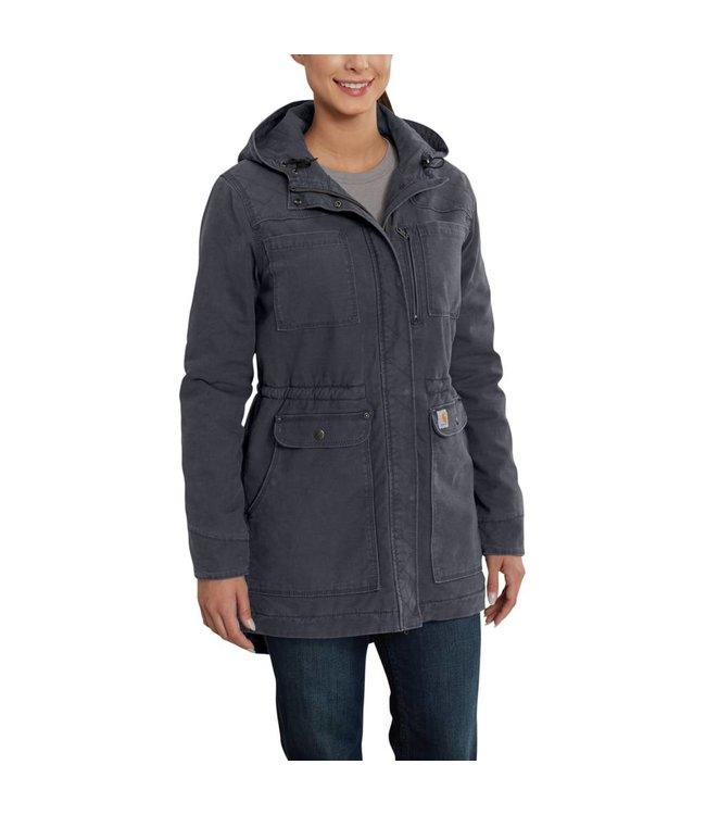 Carhartt Coat Sherpa Lined Crawford 102748