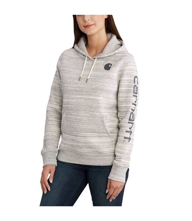 Carhartt Sweatshirt Pullover Graphic Sleeve Clarksburg 102791