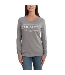 Carhartt T-Shirt Long-Sleeve Built By Hand Graphic Lockhart 102763