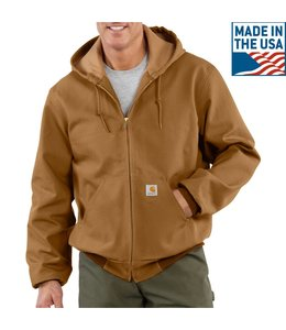 Carhartt Jacket Active Duck Thermal Lined J131