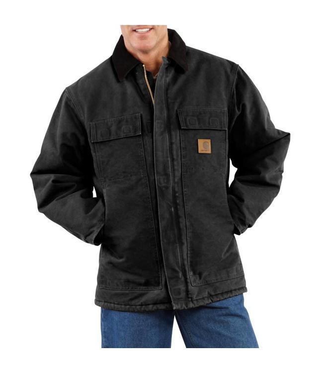 Carhartt Coat Traditional Sandstone C26