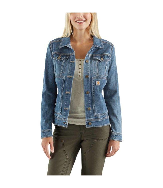 Carhartt Jacket Denim Benson 102970