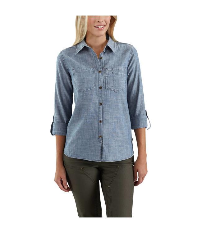 Carhartt Shirt Solid Fairview 103089
