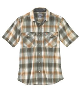Carhartt Shirt Short-Sleeve Rugged Flex Bozeman 103007