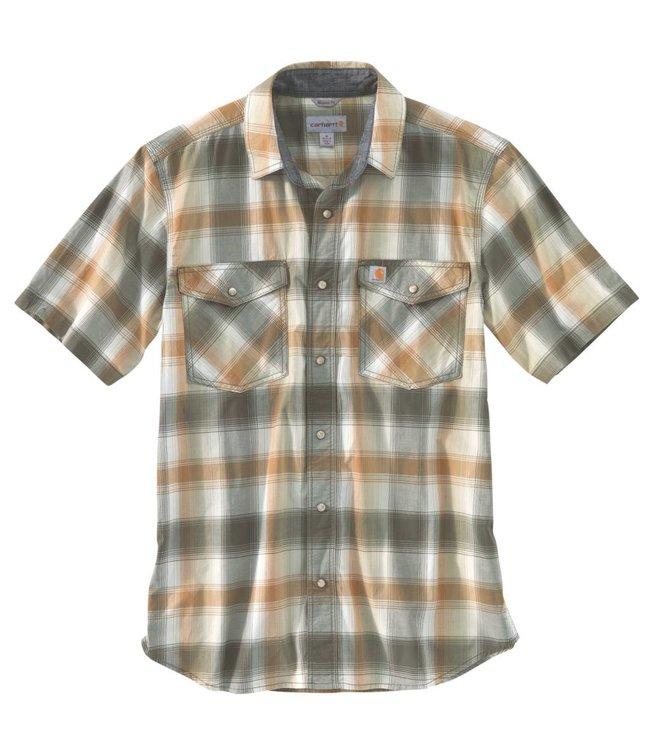 Carhartt Shirt Short-Sleeve Rugged Flex Bozeman 103007