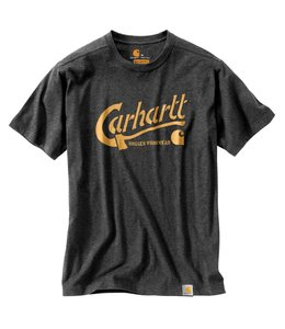 Carhartt T-Shirt Short Sleeve Mens Maddock Graphic Ax 103183