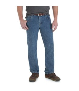 Wrangler Jean Regular Straight Rugged Wear® Advanced Comfort 31500VS