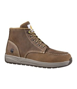 Carhartt Wedge Boot 4 Inch Brown Lightweight CMX4023