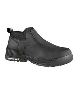 Carhartt Slip On Carhartt Force® 4 Inch Black Waterproof CMA4311