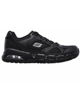 Skechers Work Relaxed Fit: Pittstor SR 77131 BLK
