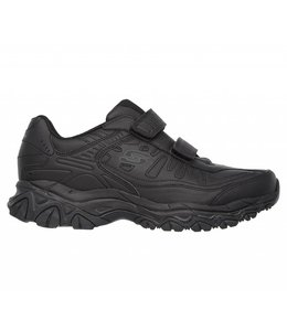 Skechers After Burn Memory Fit - Final Cut 50121EWW BBK