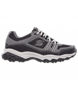 Skechers After Burn Memory Fit - Strike Off 50124EWW CCBK