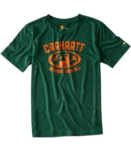 Carhartt Tee Short Sleeve Force Outhunt Them All CA8821