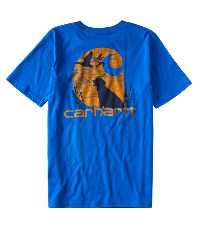 Carhartt Short Sleeve Tee Dog Filled C Graphic CA8809