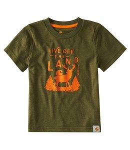 Carhartt Short Sleeve Tee Live off the Land CA8794